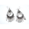 Filagree Sterling Silver Earrings
