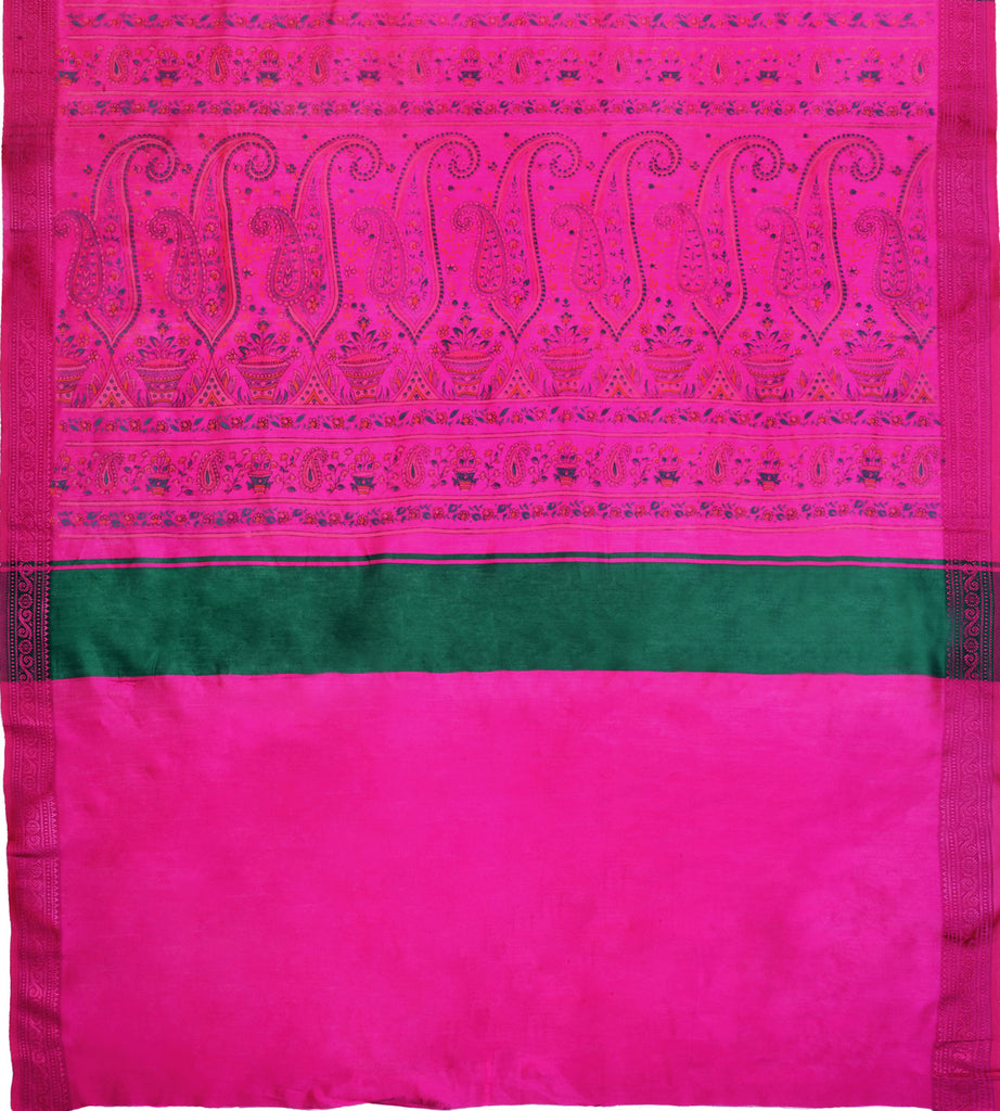 Textile 9: Sari Fine Heirloom Cloth From Rajasthan, India 2