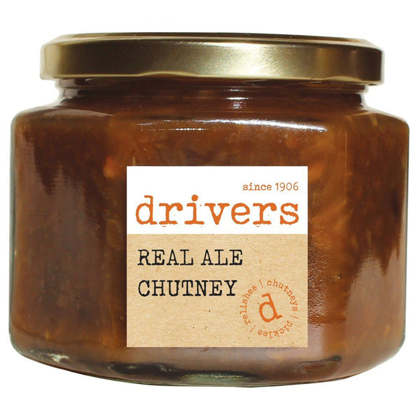 Drivers Real Ale Chutney 350g