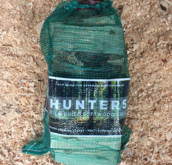 Hunters Logs - Kiln Dried Softwood