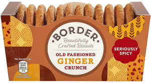 Borders old fashioned ginger crunch