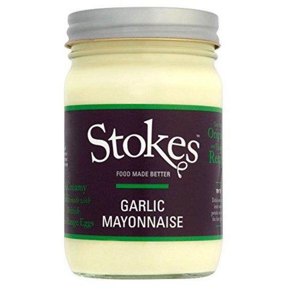 Stokes Garlic Mayonaise