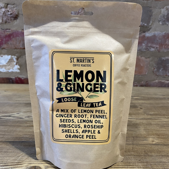 Lemon & Ginger Loose Leaf
