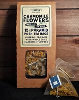 Chamomile Flower Teabags