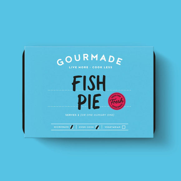 Fish Pie - Serves 2 (750g)
