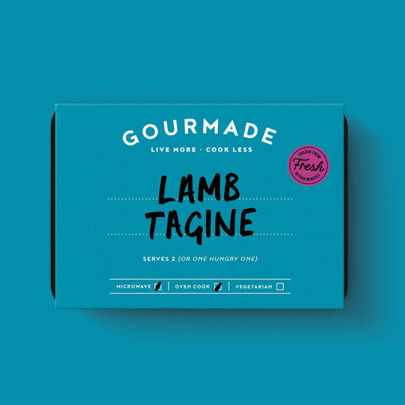 Lamb Tagine - Serves 2 (600g)