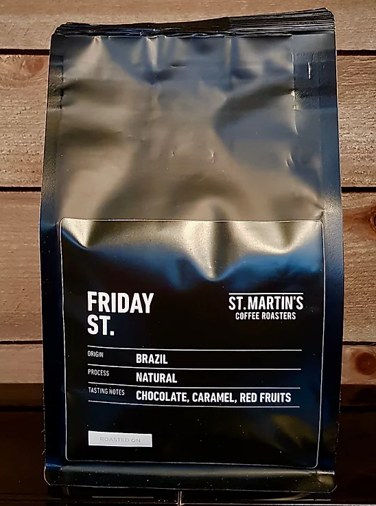 Friday St Coffee - Ground 250g