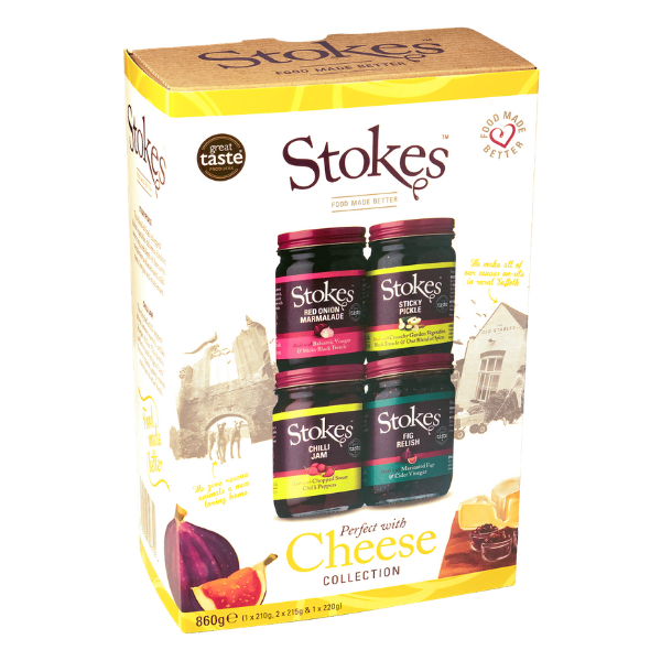 Stokes Cheese Collection