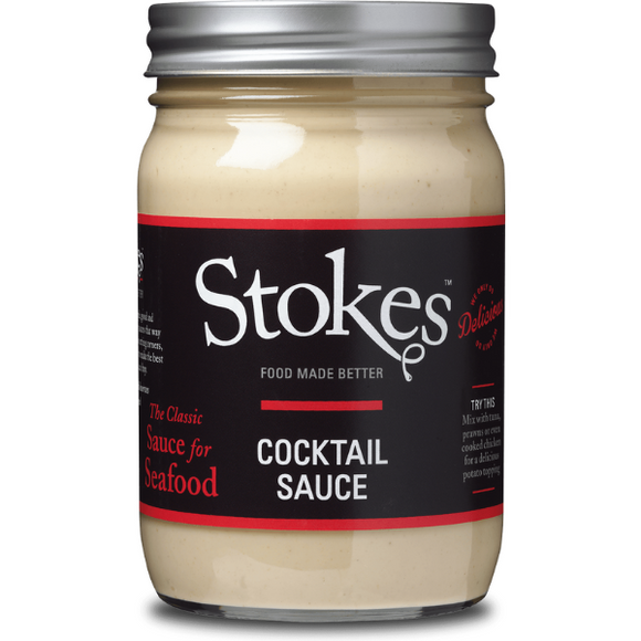 Stokes Cocktail Sauce