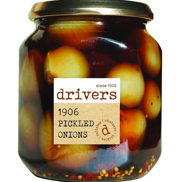 Drivers Pickled Onions 550g
