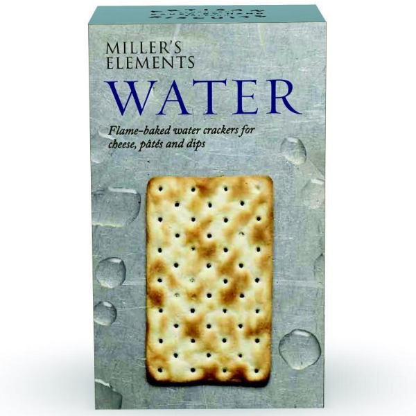 Millers Water Crackers
