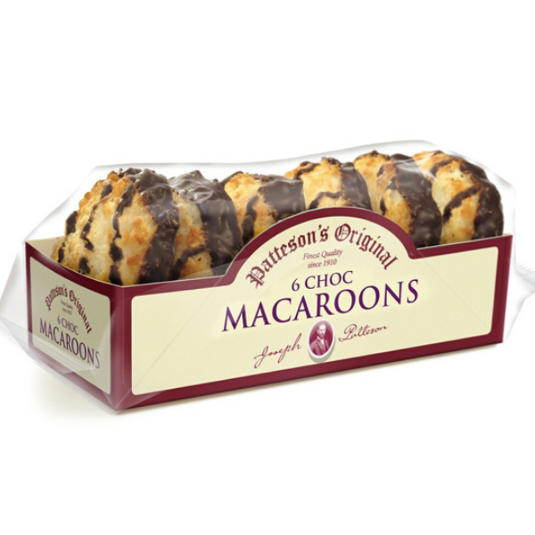 Pattersons Choc Macaroons