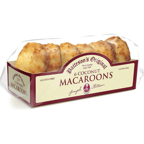 Pattersons Coconut Macaroons