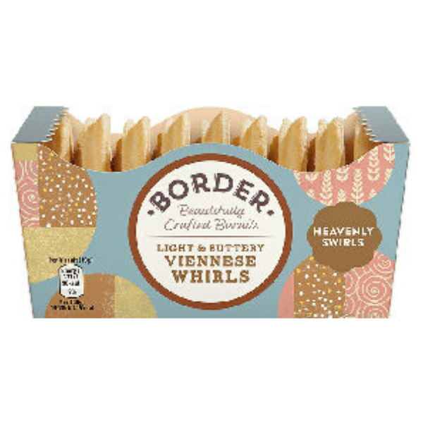 Borders Vienesse Whirls