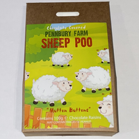 Pennbury Farm Sheep Poo
