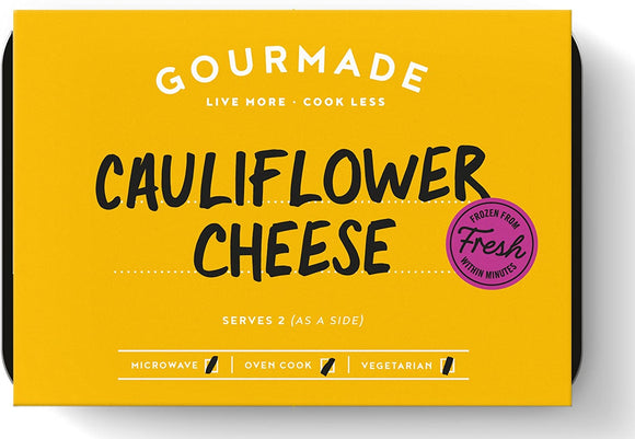 Gourmade cauliflower cheese