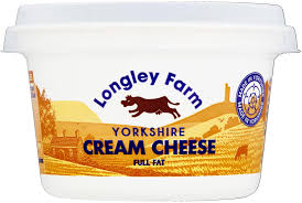 Longley Farm Cream Cheese 200g