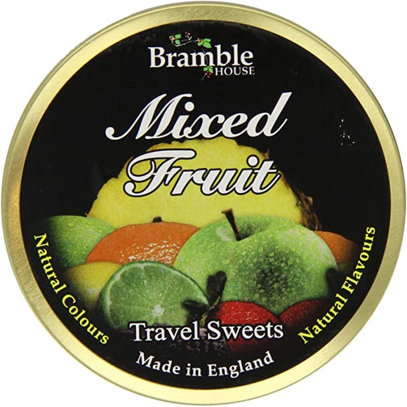 Bramble House Travel Sweets - Mixed Fruit