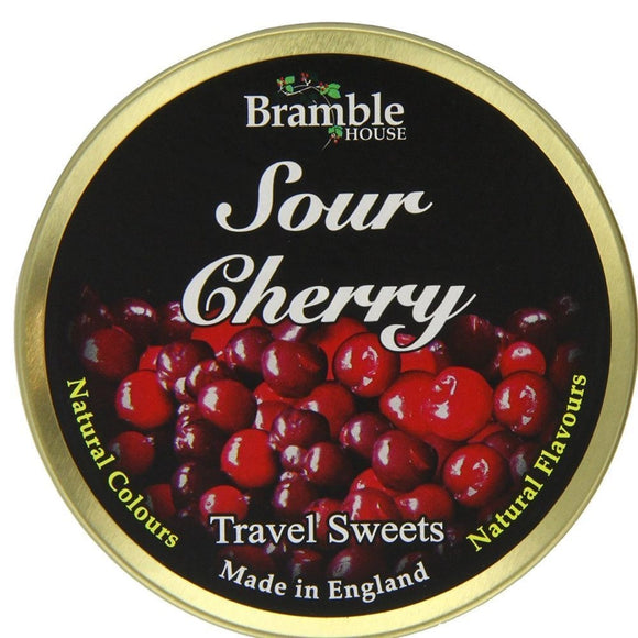 Bramble House Travel Sweets - Sour Cherry