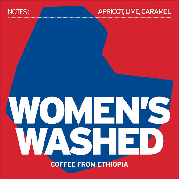 Women's Washed, Ethiopia 250g - Beans