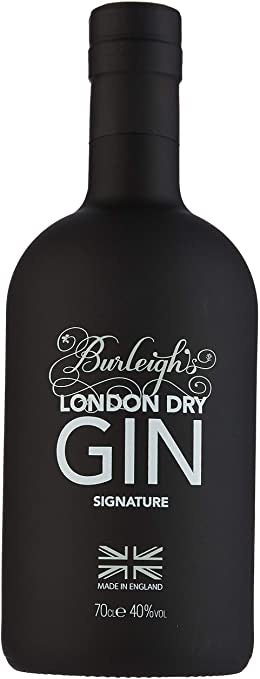 Burleigh's London Dry Signature Gin 70cl (40%)