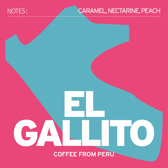 El Gallito, Peru 250g - Ground