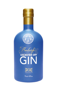 Burleigh's Leicester Football Club Dry Gin 70cl 40%