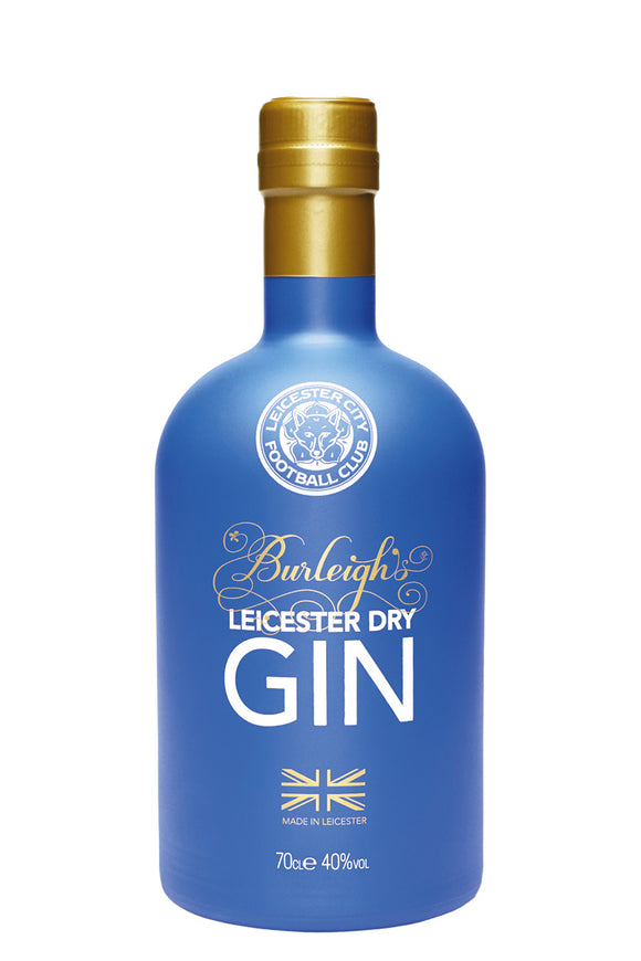 Burleigh's Leicester Football Club Dry Gin 70cl (40%)