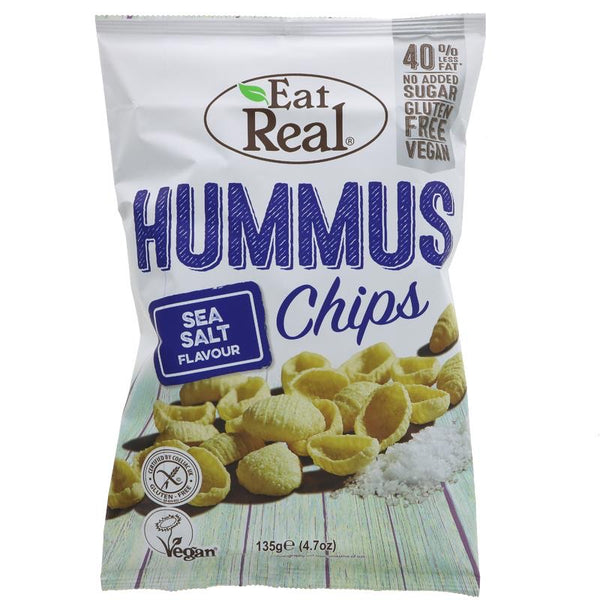 Eat Real Sea Salt Hummus Chips
