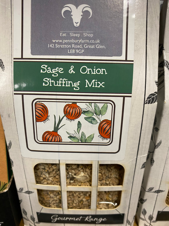 Pennbury Farm Sage & Onion Stuffing Mix