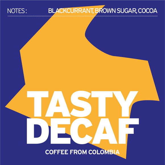 Decaf Espresso 250g - Ground
