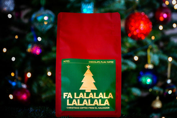 Christmas Coffee 250g - Beans