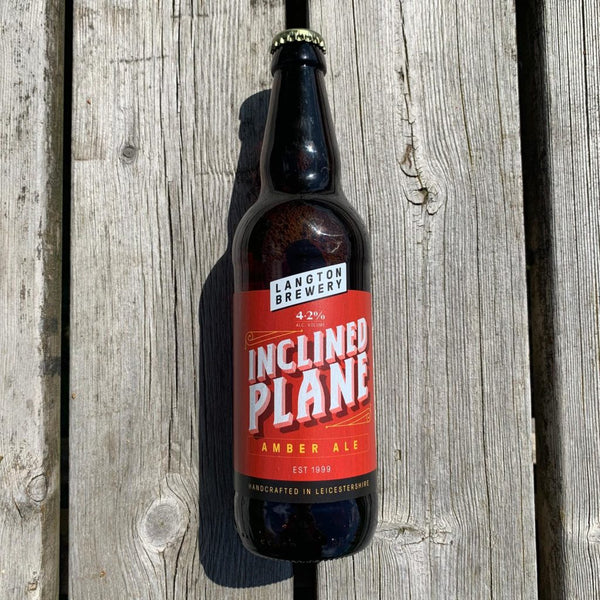 Inclined Plane - Amber Ale 4.2%