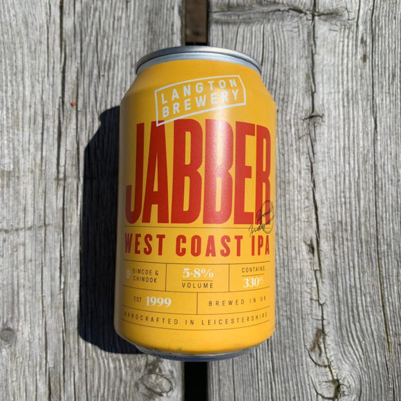 Jabber West Coast IPA 5.8%
