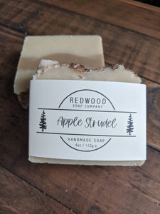 Apple Strudel Soap
