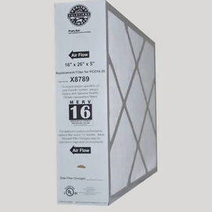 Lennox Healthy Climate 16x25x5 - Package of 2