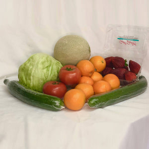 Fresh Fruits & Veggies ~ Box #7