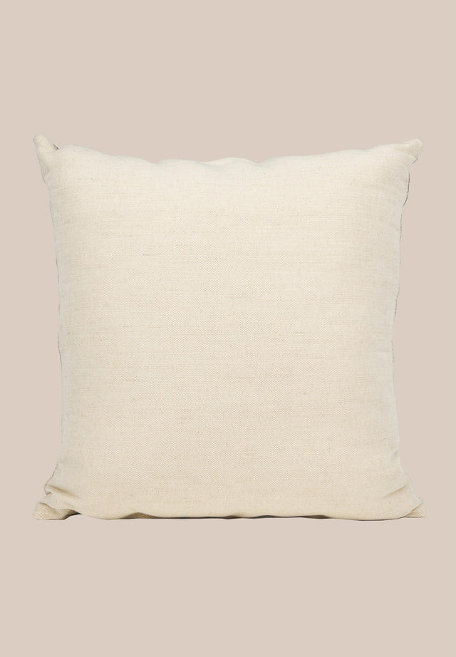 Cushion Criada Camel Black Kufiya - A cosy pillow made of 100% cotton with a beautiful... - 7/7