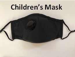 Childrens Reusable Washable Mask - In Stock Australia