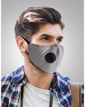 Load image into Gallery viewer, Reusable Respirator Face Mask PM2.5 - Washable with Exhalation Valve