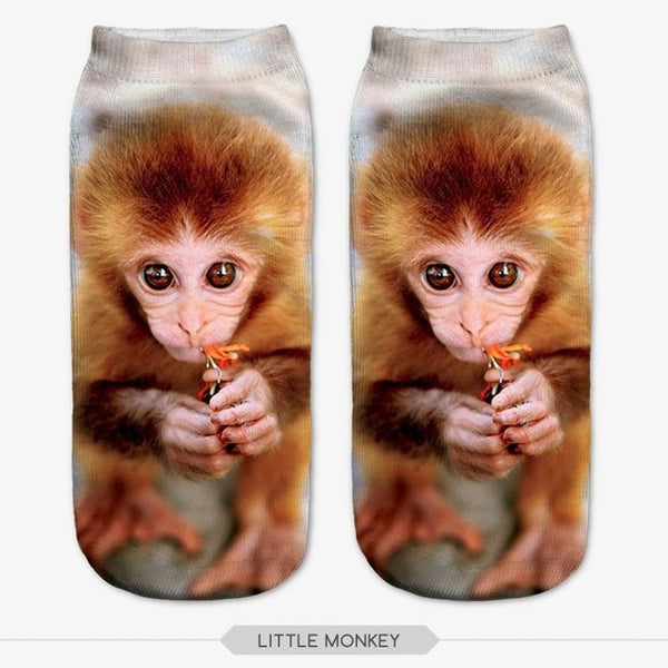 Spirit Animal Socks | Cute & Co.