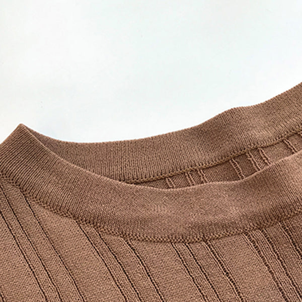 Knit Pullover/T-Shirt | Sweater Weather