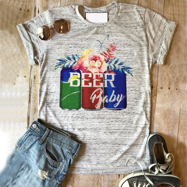 Beer With Me T-Shirt Collection | So-Cal Casual Apparel