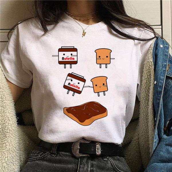 Chocolate Lover T-Shirt Collection | Illustrated Apparel
