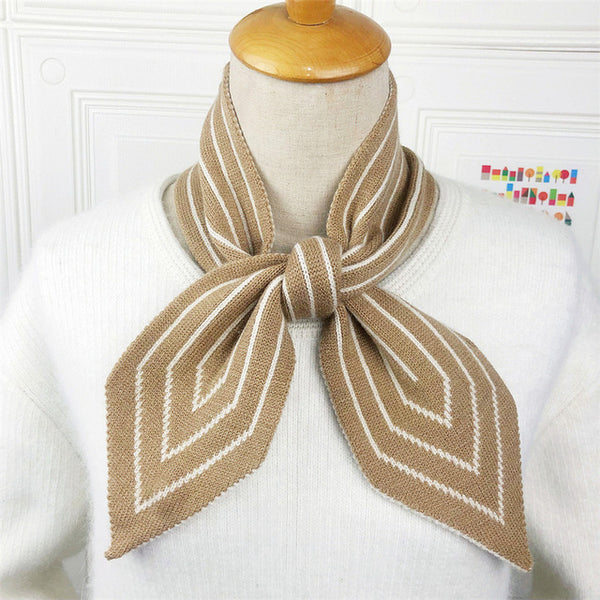 Luxury Knit Scarves | Winter Chic