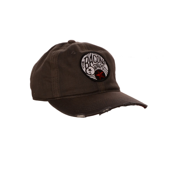 Bacon Brothers Baseball Cap with 36 Coin Logo