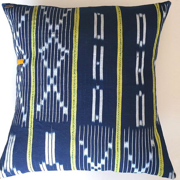 Ethnic Pattern Print | Decorative Throw Pillow