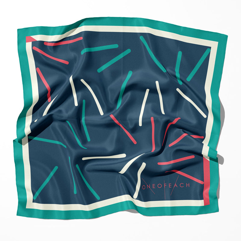 ONEOFEACH Signature Print Scarf | Bayoux