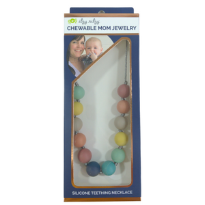Itzy Ritzy Rainbow Teething Necklace