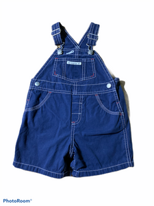 Gap Navy Shortalls (6/12M Boys)